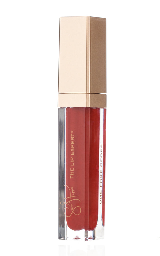 The Ruby Slip - One Luxe Gloss