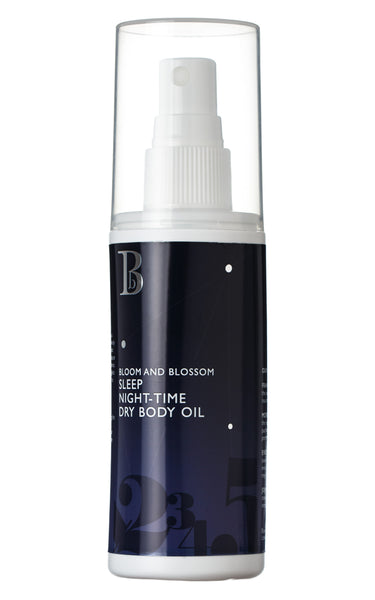 Sleep - Night Time Dry Body Oil
