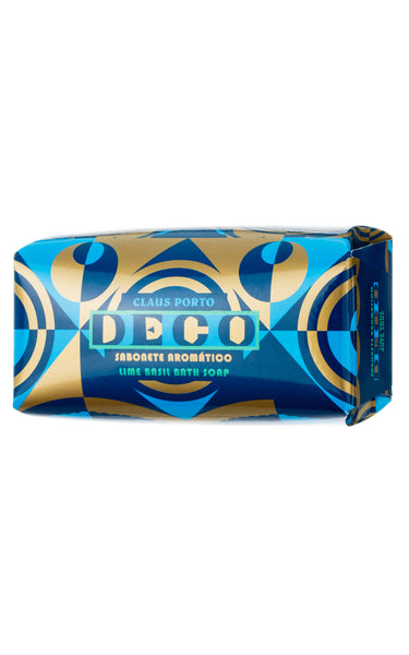 Deco - Lime Basil - Bath Soap 150g
