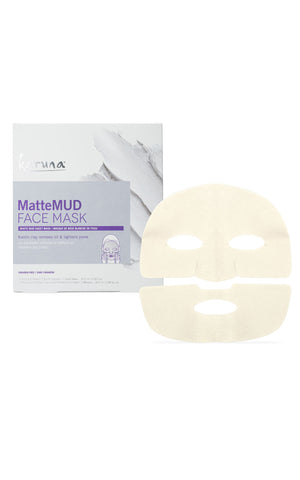 Matte Mud Face Mask