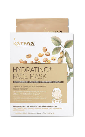 Hydrating+ Face Mask