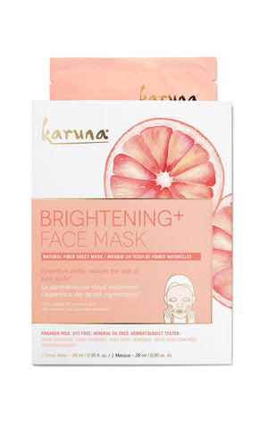 Brightening+ Face Mask