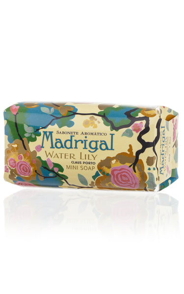 Madrigal - Water Lily - Mini Soap 50g