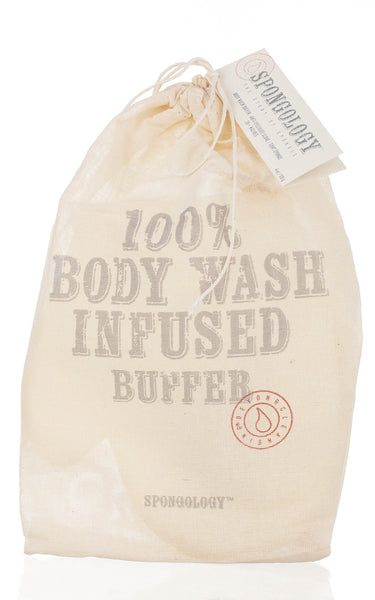 Body Wash Infused Anti-Cellulite Glove - Milk & Honey