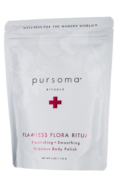 Flawless Flora Ritual - Hibiscus Body Polish