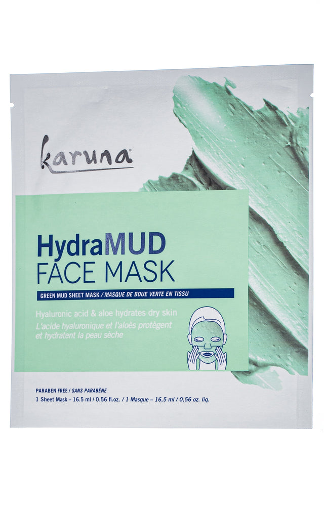 Hydra Mud Face Mask