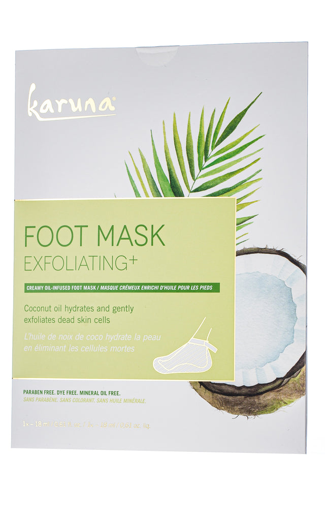 Exfoliating+ Foot Mask