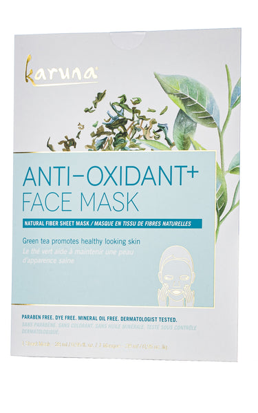 Anti-Oxidant+ Face Mask