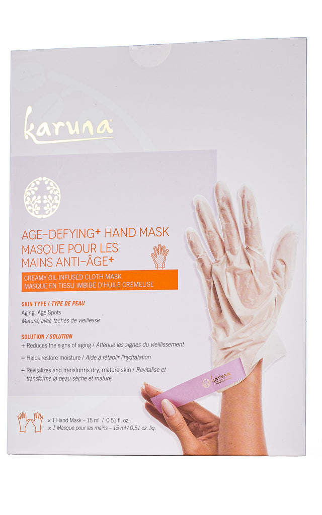 Age-Defying+ Hand Mask - 4 Pack