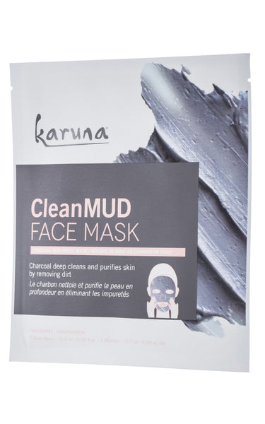 Clean Mud Face Mask