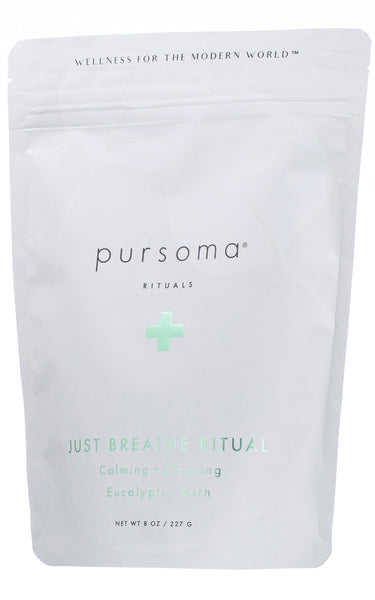 Just Breathe Ritual - Eucalyptus - Bath Soak