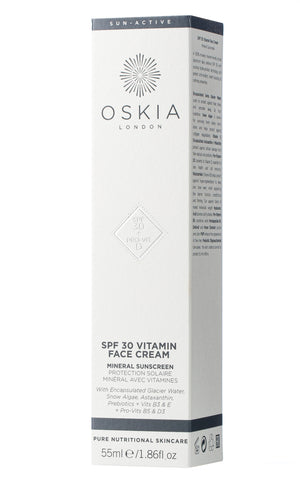 SPF 30 Vitamin Face Cream
