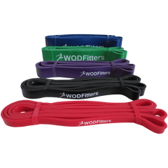 WODFitters (TM) Pull Up Bands