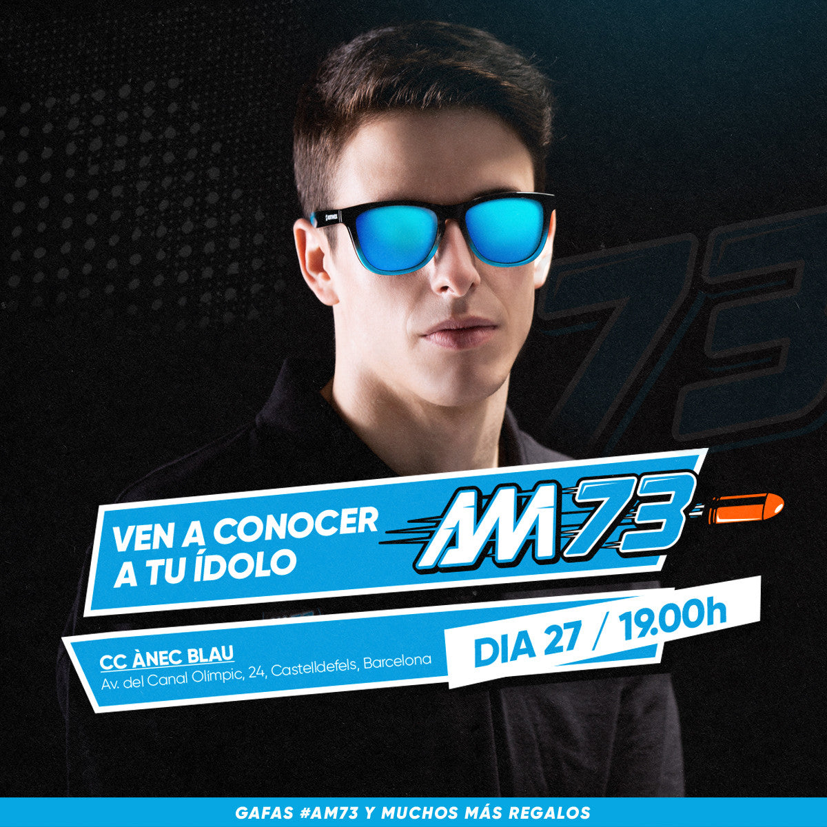 Alex Marquez Meet & Greet