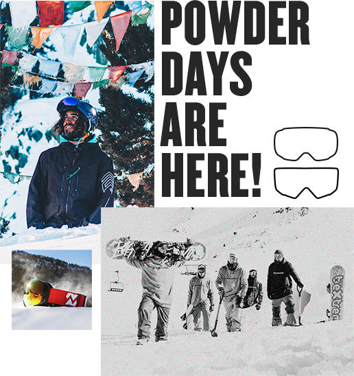 powder days