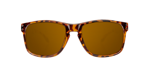 BOLD SHINE TORTOISE BROWN - AMBAR POLARIZED