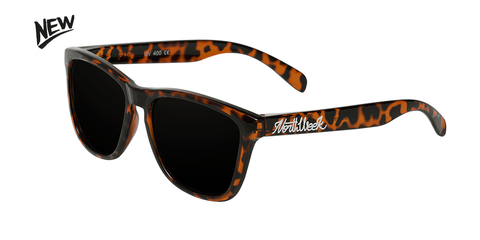 BRIGHT TORTOISE BROWN - BLACK POLARIZED