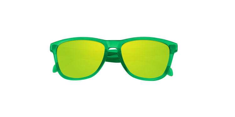REGULAR BRIGHT AQUAMARINA - GOLD POLARIZED