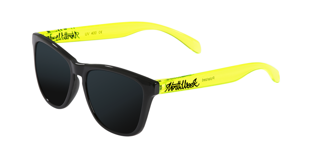 SS17 BLACK & YELLOW – BLACK POLARIZED