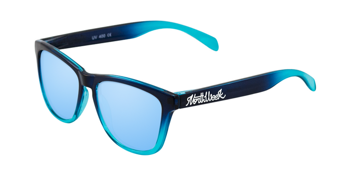 Gafas de sol polarizadas GRADIANT BRIGHT BLUE - BLUE POLARIZED