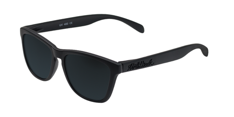 MATTE BLACK - BLACK POLARIZED