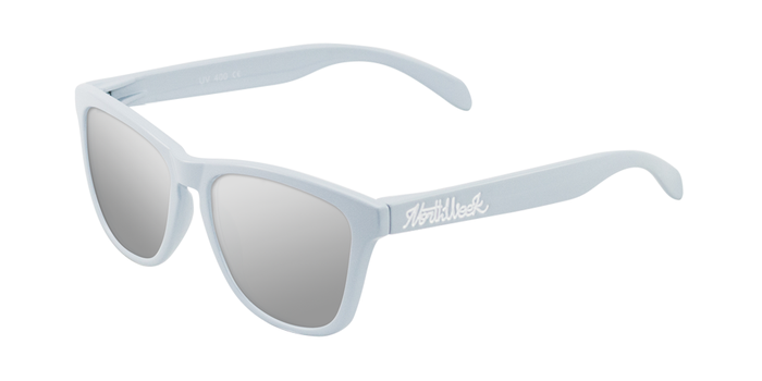 Gafas de sol polarizadas SHINE GREY - SILVER POLARIZED