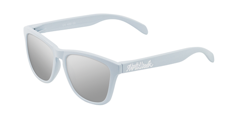 REGULAR SHINE GREY - SILVER POLARIZED