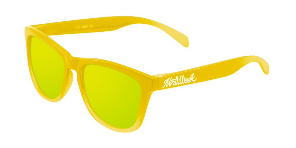 GRADIANT YELLOW - GOLD POLARIZED