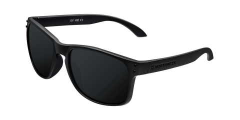 BOLD MATTE BLACK - BLACK POLARIZED