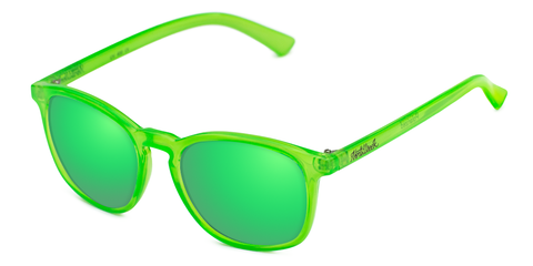 OU MISTIK BRIGHT GREEN - GREEN POLARIZED