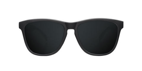 REGULAR MATTE BLACK - BLACK POLARIZED