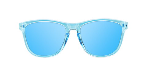 REGULAR LIGHT BLUE & BRIGHT WHITE - ICE BLUE POLARIZED