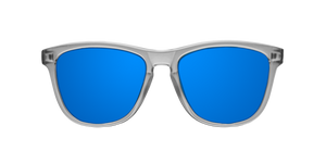 REGULAR SMOKY GREY - BLUE POLARIZED