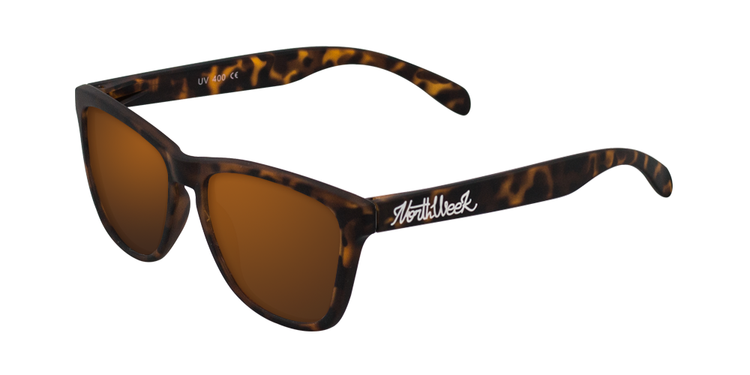 REGULAR SMOKY TORTOISE - AMBAR POLARIZED
