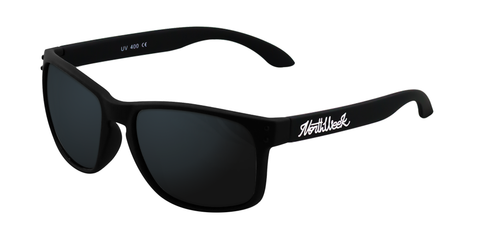 SS16 | BOLD MATTE BLACK - BLACK POLARIZED