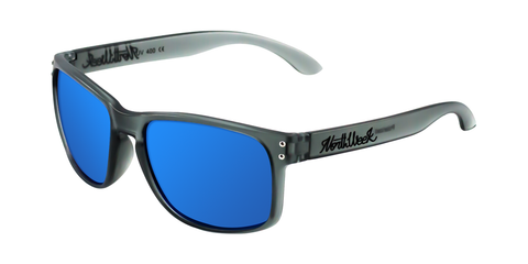 SS16 | BOLD SMOKY GREY - BLUE POLARIZED