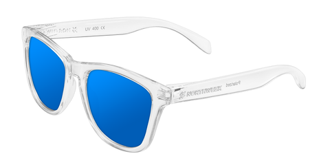REGULAR BRIGHT WHITE - BLUE POLARIZED