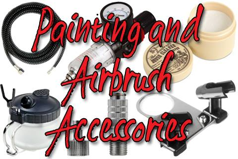 Painting and Airbrush Accessories