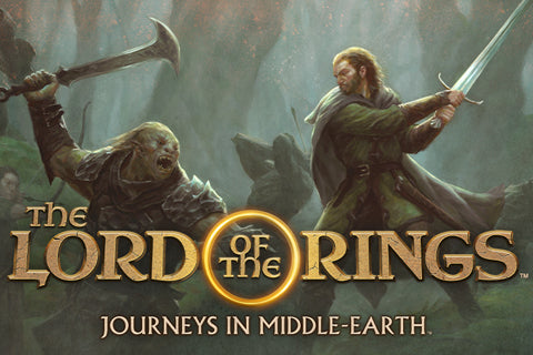 Journeys in Middle Earth