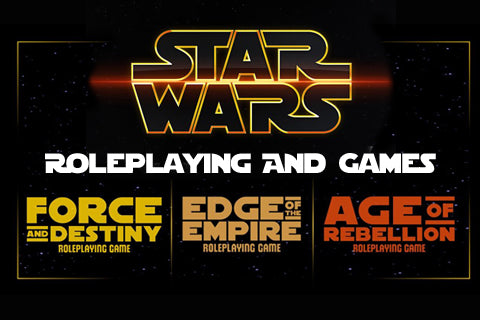 Star Wars Roleplaying and Games