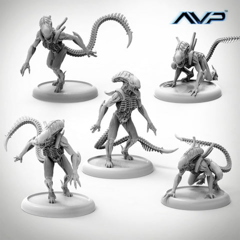 Alien Warriors