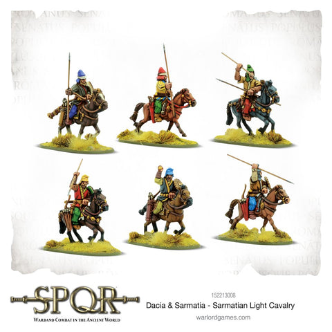SARMATIAN - Light Cavalry