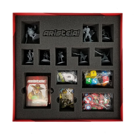 ARISTEIA! Foam Kit for Game Box