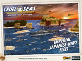 IMPERIAL JAPANESE NAVY - FLEET box