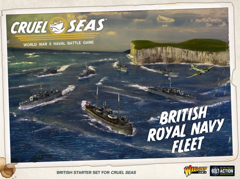 ROYAL NAVY - FLEET box