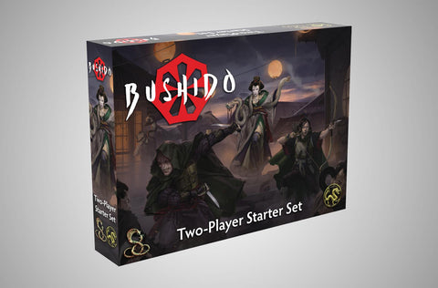 Bushido: Two Player Starter Set (Risen Sun)
