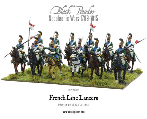 French Line Lancers