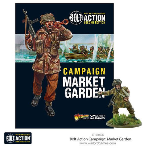 MARKET GARDEN - Bolt Action Campaign book