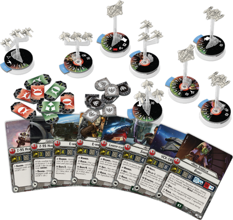 Rebel Fighter Squadrons II - Expansion Pack
