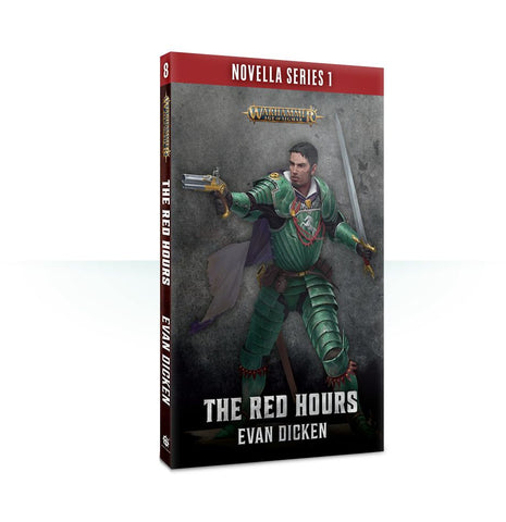 The Black Library Novella - The Red Hours by Evan Dicken